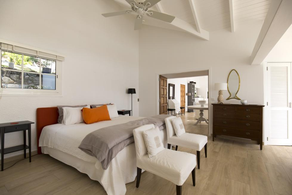 St Barts Villa Rentals By Owner - Governor Suite - King Size Bed