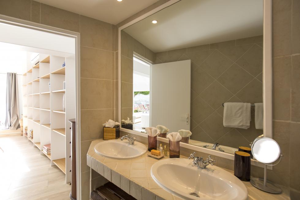 St Barts Villa Rentals By Owner - Governor Suite - Bathroom