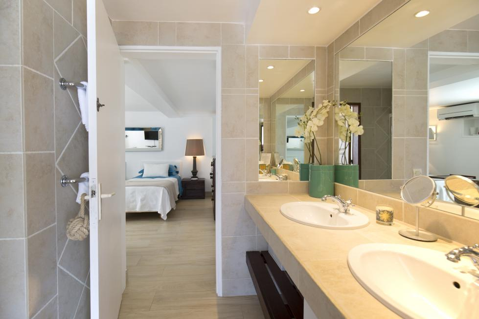 St Barts Villa Rentals By Owner - Paul & Virginie - Bathroom