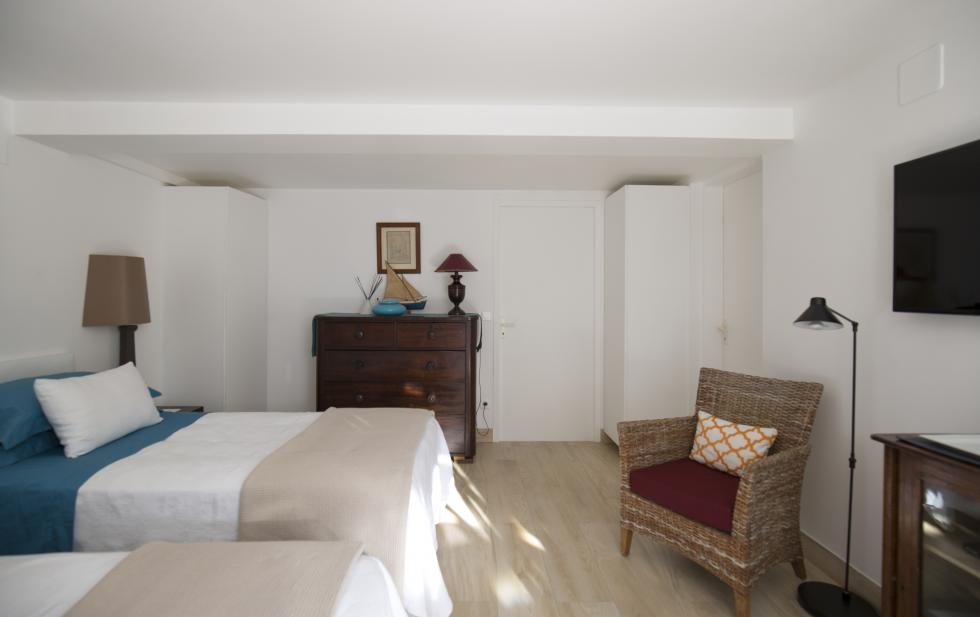 St Barts Villa Rentals By Owner - Paul & Virginie Bedroom